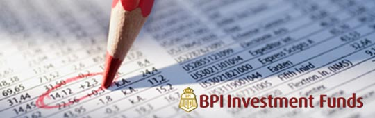 BPI PHILIPPINE INFRASTRUCTURE EQUITY INDEX FUND