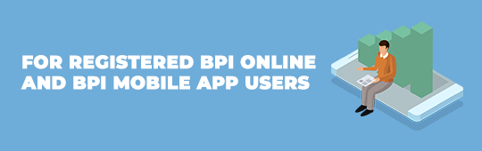 How to Redeem Units via BPI Online and BPI Mobile App