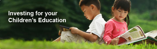 INVESTING FOR YOUR CHILDREN'S EDUCATION RELATED ARTICLES